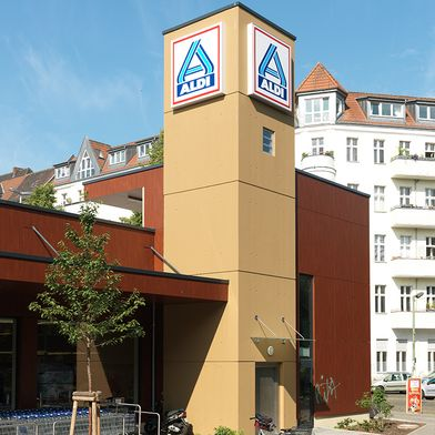 ALDI-Filiale, Berlin