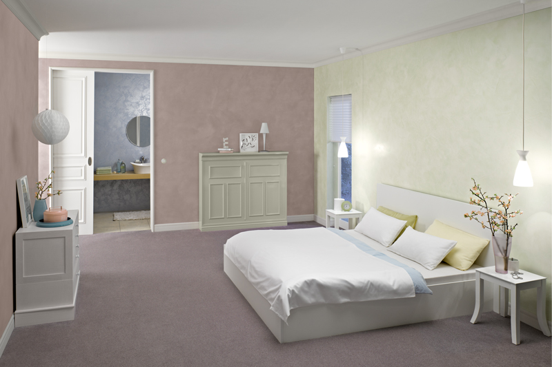 kreative trends brillux. Black Bedroom Furniture Sets. Home Design Ideas