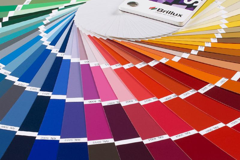 Farbtone Muster Brillux