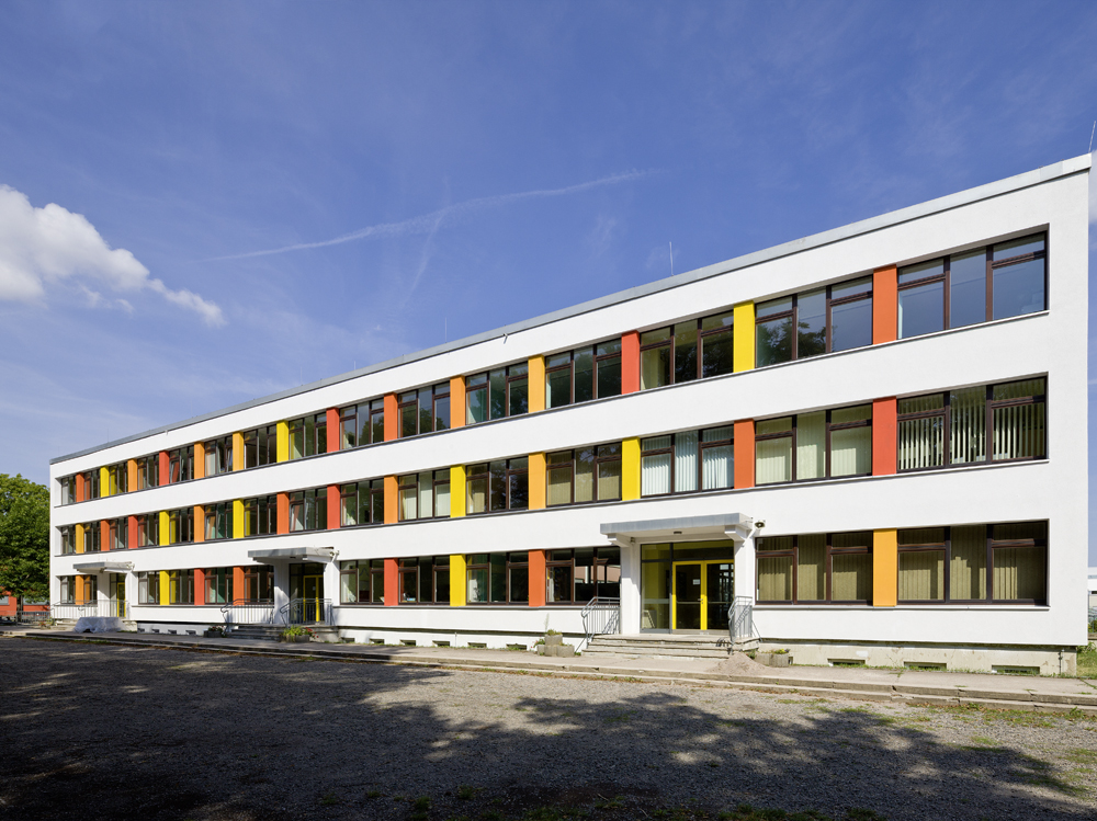 Riethstra e erfurt brillux - Architekturburo erfurt ...