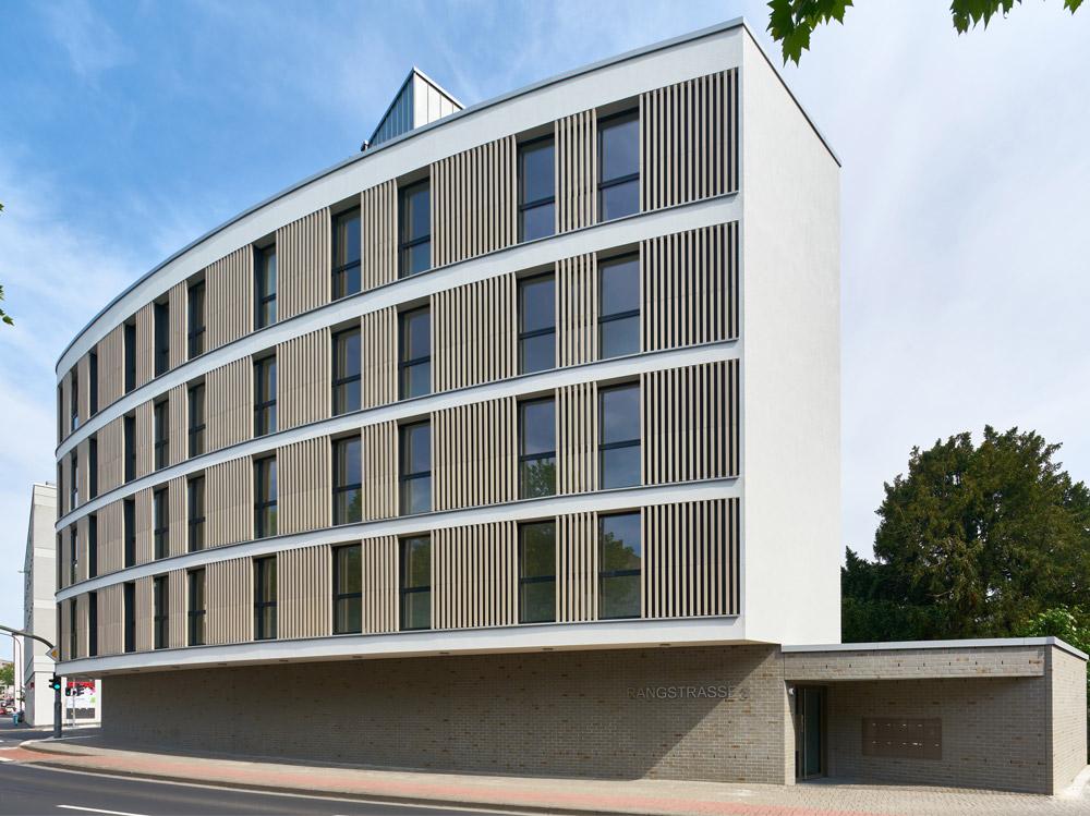 Wohnen am Innenstadtring, Fulda - Brillux