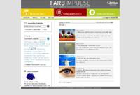 Das Onlinemagazin für Farbe in Wissenschaft und Praxis
