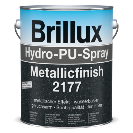 Hydro-PU-Spray Metallicfinish 2177
