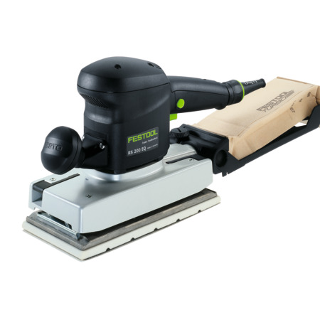 Festool RS 200 EQ-Plus im Systainer  567841