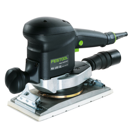 Festool RS 100 CQ-Plus im Systainer  567699