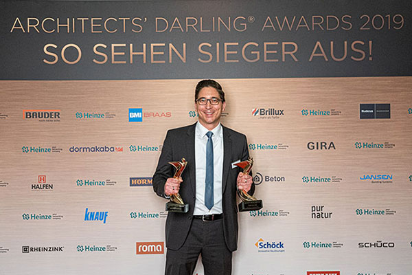 Architects' Darling Awards, Architekt, Auszeichnung, Heinze, Celle